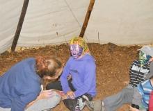 Tábor v Okrouhlíku