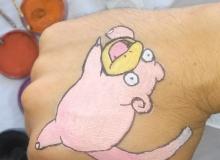 malovani-na-oblicej-face-painting-pokemon-slowpoke-min